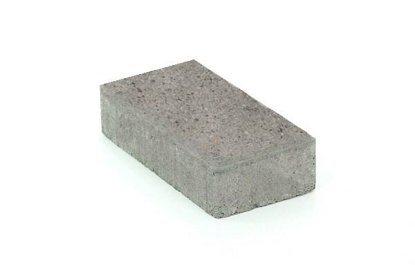Valkoinen betonikivi